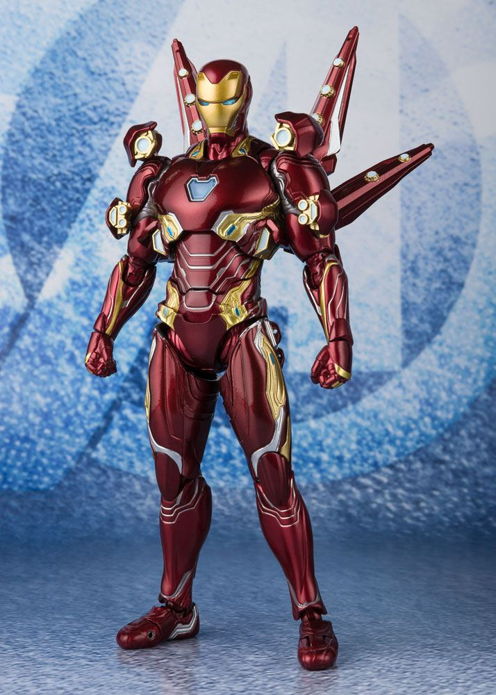 Iron Man MK50 Avengers Endgame S.H. Figuarts Accessories for Action Figure by Bandai