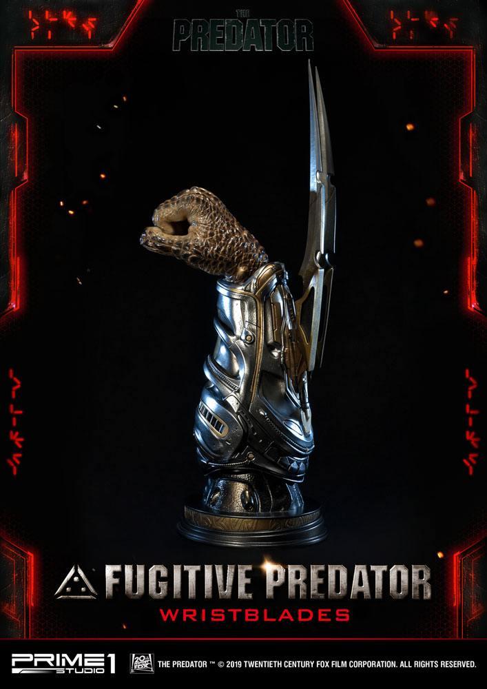 Fugitive Predator Wristblades Predator 2018 Lifesize 1/1 Bust by Prime 1 Studio