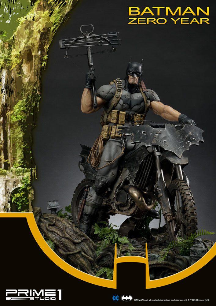 Batman Zero Year DC Comics Statue by Prime 1 Studio