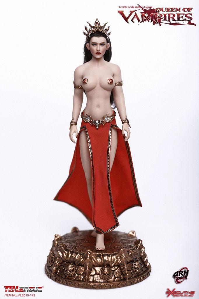 Arkhalla Queen of Vampires 1/12 Scale Action Figure by ARH Studios